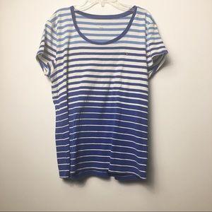 Tommy Hilfiger T-Shirt Top Size XL